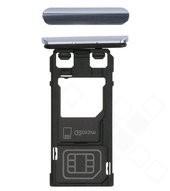 SIM / SD Tray für J8110 Sony Xperia 1 - grey