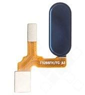 Finger Print Sensor + Flex für STF-L09, STF-L19 Honor 9, Honor 9 Premium - blue