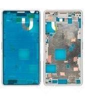 Main Frame für D5803 Sony Xperia Z3 compact - white