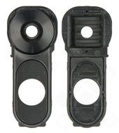 Camera lens Cover + Power Switch Button black f. LG V10 H960