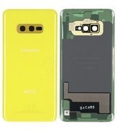 Battery Cover für G970F Samsung Galaxy S10e Duos - canary yellow