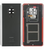 Battery Cover für HMA-L09, HMA-L29 Huawei Mate 20 - black