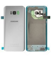 Battery Cover für G955F Samsung Galaxy S8+ - arctic silver