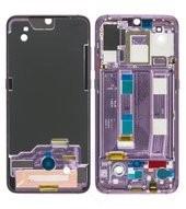 Front Frame für Xiaomi Mi 9 - lavender violet