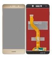 Display (LCD + Touch) für Huawei Y7 Prime, Enjoy 7 Plus - gold