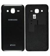 Battery Cover für J500F Samsung Galaxy J5 Dual - black