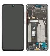 LCD + Touch + Frame für Xiaomi Mi 9 SE - piano black