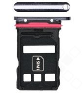 SIM Tray für ELS-NX9, ELS-N04 Huawei P40 Pro - black