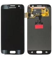LCD + Touch für G930F Samsung Galaxy S7 - black