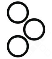 Metal Ring Main Camera für Apple iPhone 11 Pro, 11 Pro Max - midnight green