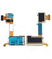 Sim + MicroSD Reader mit Flex für Sony Xperia M2 Dual