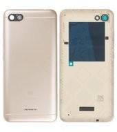 Battery Cover für Xiaomi Redmi 6A - gold