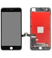 LCD + Touch (mit Halterung) für Apple iPhone 8 Plus AAA+ - black