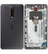 Battery Cover NFC für TA-1043 Nokia 6.1 Dual - black copper