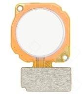 Fingerprint Sensor + Flex für (BND-L21) Honor 7X - white