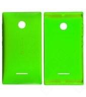 Battery Cover für Microsoft Lumia 435 - green