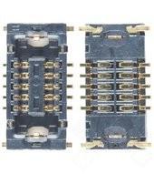 BTB Sockel 10pin für G8342 Sony Xperia XZ1 DUAL
