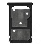 Sim Tray für Huawei GT3, Honor 5C, Honor 7 Lite - black