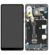 Display (LCD + Touch) + Frame für Xiaomi Mi Mix 2S - black