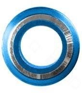 Aluminum Protective Ring für Apple iPhone 7 - blue