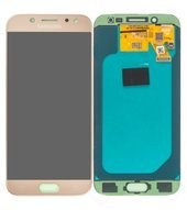LCD + Touch für J530F Samsung Galaxy J5 2017 - gold