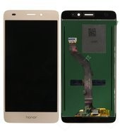 LCD + Touch für Huawei Honor 5c, Honor 7 Lite, Huawei GT3 - gold