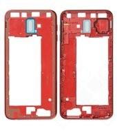 Main Frame für J610F Samsung Galaxy J6+ - red