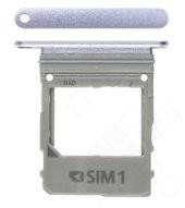 SIM Tray für A530F,A530F/DS, A730F,A730F/DS Samsung Galaxy A8 (2018), A8+ (2018) - orchid grey
