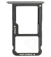SIM / SD Tray für (VNS-L21), (L31) Huawei P9 Lite - grey