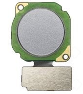 Fingerprint Sensor Flex grey für Honor 8 Pro, V9