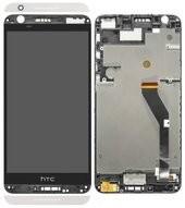 Display (LCD + Touch) + Frame für HTC Desire 820 - white
