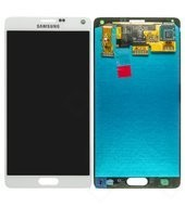 LCD + Touch für N910F Samsung Galaxy Note 4 - white