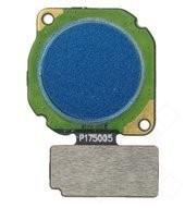 Fingerprint + Flex für (RNE-L01), (RNE-L21) Huawei Mate 10 Lite - aurora blue