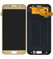 LCD + Touch für A520F Samsung Galaxy A5 2017 - gold