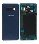 Battery Cover für N950F Samsung Galaxy Note 8 - blue