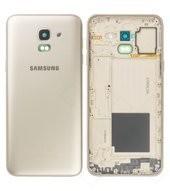 Battery Cover für J600F Samsung Galaxy J6 - gold
