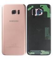 Battery Cover für G935F Samsung Galaxy S7 Edge - pink