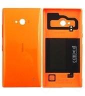 Battery Cover NFC für Nokia Lumia 730, 735 - orange