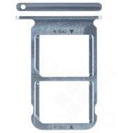 SIM / SD Tray für (COL-L29) Honor 10 - glacier grey