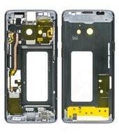 Main Frame für G960F/DS Samsung Galaxy S9 - titanium grey