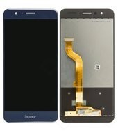 Display (LCD + Touch) für Huawei Honor 8 - blue