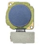 Fingerprint Sensor + Flex für Huawei Nova 2 plus - blue bulk