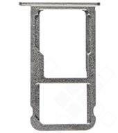 Sim + SD-Card tray grey für Honor V8
