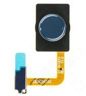 Fingerprint Sensor 2 für (G710EM) LG G7 ThinQ - new moroccan blue