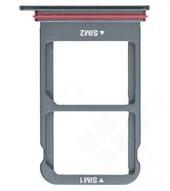 SIM Tray für BLA-L29 Huawei Mate 10 Pro DUAL - titanium grey