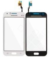 Displayglas + Touch white für Samsung J100H Galaxy J1 DUOS