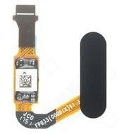 Fingerprint Sensor + Flex für Huawei - black