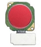 Fingerprint Sensor + Flex für (BND-L21) Honor 7X - phoenix red