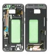 Main Frame für G955F Samsung Galaxy S8+ - midnight black