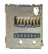 Micro SD Connector für Xperia Z3, Z5, Z5 compact